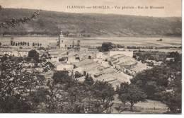 FLAVIGNY-SUR-MOSELLE - Vue Générale - Rue De Mirecourt - France
