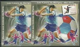 Blocs Marigny 2015 Mondiaux De Hand Ball - Altri