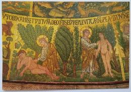 ST. MARK'S BASILICA, VENICE MOSAIC - THE CREATION OF EVE - Venezia (Venice)