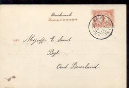 Nieuw Beijerland - Grootrond - 1902 - Pays-Bas