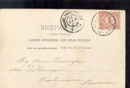 Haarlemmermeer - Grootrond - NIeuwendam - 1901 - Pays-Bas