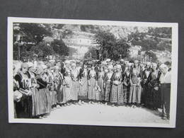 AK TIVAT I LASTVA Montenegro Tracht Costumi Ca.1930 ///  D*39778 - Montenegro