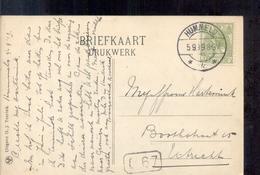Hummelo - Langebalk - 1919 - Autres
