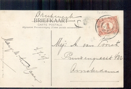 Mechelen - Grootrond - 1907 - Pays-Bas
