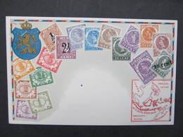 AK NED INDIA Nederlandisch Indie Java Indonesia Litho Ca.1910 ///  D*39780 - Indonesien