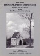 Tijdschrift Het Land Van Nevele - De Mariakapel Op De Wijk Zande Te Hansbeke - 1998 - Histoire