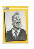 """Carica...Dures Internationales Ronald Reagan .....Bernard .VEYRI - DEDICACE- - Veyri, Bernard"