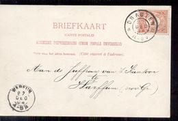 Dragten Grootrond - Warfum Kleinrond - 1904 - Pays-Bas