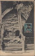 YT Nouvelle Calédonie N° 70 Cinquentenaire Présence Française CAD Thio 19 Juin 06 CP Nouvelles Hébrides Maison Lamboombo - Neukaledonien