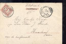 Haarlemmermeer - Grootrond - 1903 - Autres