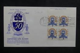 CANADA - Enveloppe FDC En 1960 - Scoutisme - L 38896 - 1952-1960