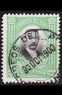 PERU [1900] MiNr 0118 ( O/used ) - Peru