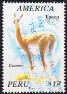 PERU [1995] MiNr 1550 ( O/used ) Tiere - Peru
