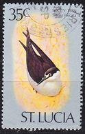 ST. LUCIA [1976] MiNr 0390 ( O/used ) Vögel - St.Lucia (...-1978)