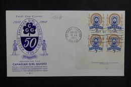 CANADA - Enveloppe FDC En 1960 - Scoutisme - L 38902 - 1952-1960
