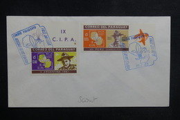 PARAGUAY - Enveloppe FDC En 1965 - Scoutisme - L 38903 - Paraguay
