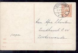Heerhugowaard - Langebalk - 1918 - Pays-Bas