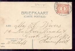 Amersfoort - Station - 1909 - Amersfoort