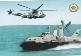 HOVERCRAFT>BH7>IRAN>HELICOPTER>NAVY - Hovercrafts
