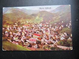 AK IDRIA IDRIJA Feldpost 1916 ///  D*39790 - Slowenien