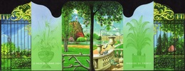 FRANCE Bloc   62 ** MNH 2003 Jardin Du Luxembourg Et Buttes-Chaumont Termple De La Sibylle (CV 12 €) - Sheetlets