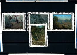 6581B)  CUBA 1972-DECENNIO IDROLOGICO INTERNAZIONALE - SERIE COMPLETA -MNH** - Nuovi