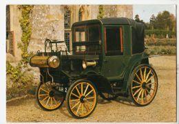 Aut035 DAIMLER Moteur Arrière 1894 1895 Photo PIX CPPUB 1970s Comité National Enfance Av. Franklin Roosevelt PARIS VIII - Taxi & Carrozzelle