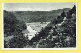 * La Roche En Ardenne (Luxembourg - La Wallonie) * (Nels, Photothill) Pont Du Vicinal Et Village De Cielle, Quai Canal - La-Roche-en-Ardenne