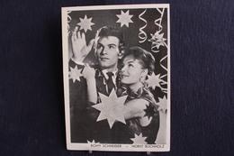 Sp-Actrice / Romy Schneider - Née En 1938 à Vienne - 1982 à Paris - Horst Buchholz 1933 / 2003  Berlin / Ph-13x18 Cm - Artistes