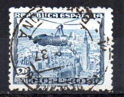 Sello  Nº 689  España- - 1931-50 Usati