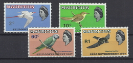 Mauritius 294/297 ** - Maurice (...-1967)