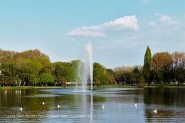 Saint-Nazaire (44)- Parc Paysager (Edition à Tirage Limité) - Saint Nazaire