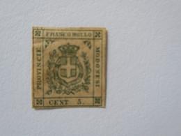 Italie - Modonesi - Franco Bollo  5 C - Modena