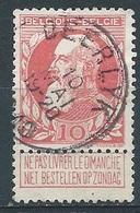 74 Oblitéré DEERLYK - 1905 Barbas Largas