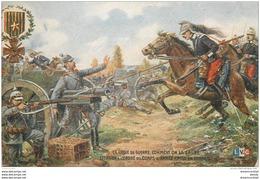 """WW MILITAIRES. Légion D'Honneur Publicité """" Bourgougnan """" Citation Ordre Du Corps D'Armée - Patriottiche"""