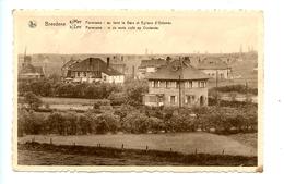 Breedene - Panorama Au Fond La Gare Et Eglises D'Ostende - Bredene