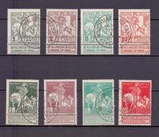 84/91 CARITAS GESTEMPELD 1910 CAT: 35 Euro - 1910-1911 Caritas