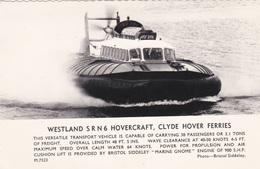 HOVERCRAFT>SR N6 - Hovercrafts