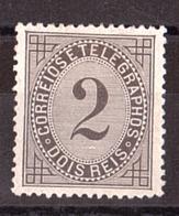 Portugal - 1882/87 - N° 55 - Neuf (*) - 1862-1884 : D.Luiz I