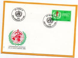 Switzerland 1986 FDC - Officials