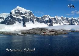 Antarctica Petermann Island New Postcard Antarktis AK - Sonstige