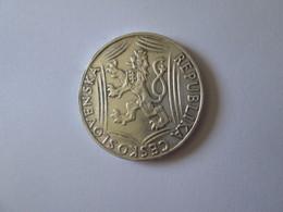 Czechoslovakia 100 Korun 1948 Commemorative Silver Coin In Very Good Conditions - Tschechoslowakei