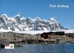 Antarctica Wiencke Island Port Lockroy Museum New Postcard Antarktis AK - Sonstige
