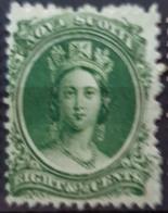 NOVA SCOTIA 1860 - MNG - Mi 8 - 8 1/2c - Unused Stamps