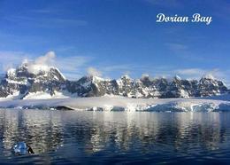 Antarctica Dorian Bay New Postcard Antarktis AK - Sonstige