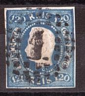 Portugal - 1866/67 - N° 25 - Louis 1er - Cote 90 - Oblitérés