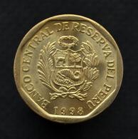 Peru 5 Céntimos 1998. South America Coin. Km304.2. UNC - Peru
