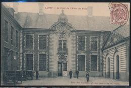 AALST   LA COUR DE L'HOTEL DE VILLE - Aalst