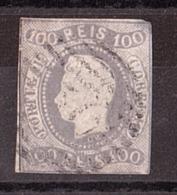 Portugal - 1866/67 - N° 24 - Louis 1er - Cote 130 - Oblitérés