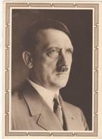 III. Reich, Der Führer Auf Postkarte - Weltkrieg 1939-45